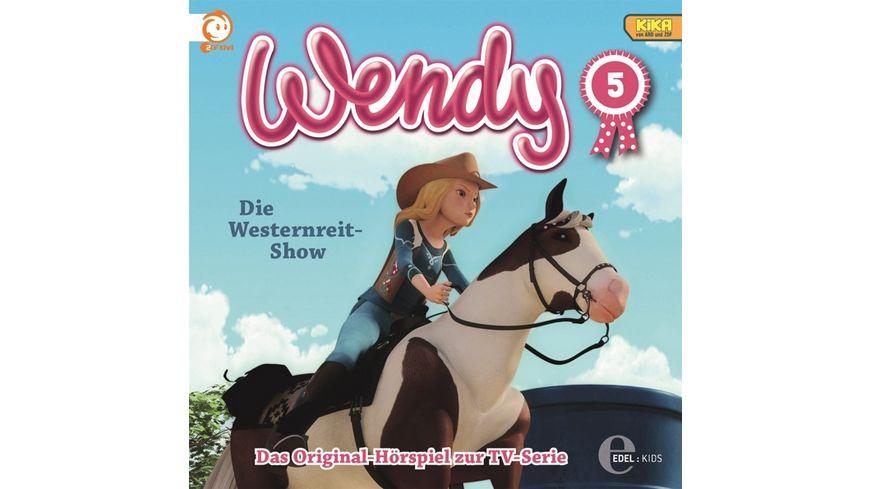 5 Original HSP z TV Serie Die Westernreit Show