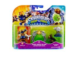 Skylanders Swapforce Adventure Pack Wave 3