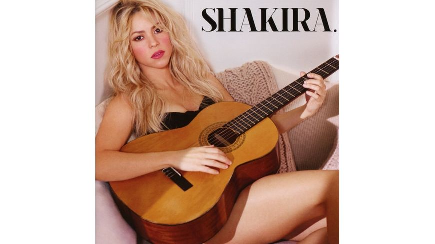 Shakira Deluxe Version