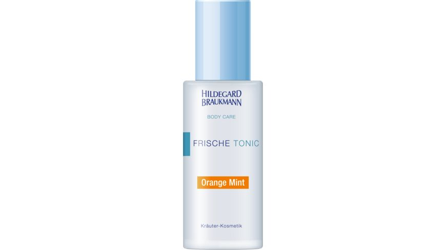 HILDEGARD BRAUKMANN Body Care Frische Tonic Orange