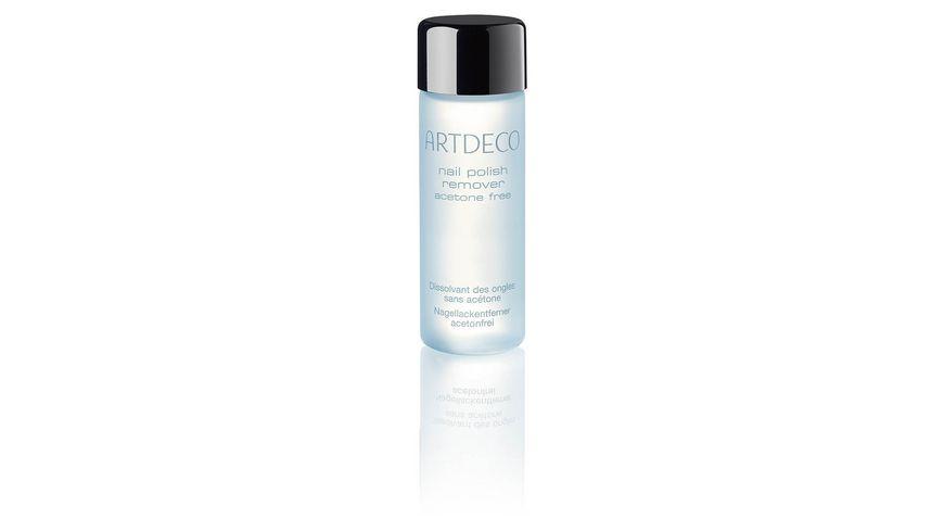 ARTDECO Nail Polish Remover acetone free 50ml