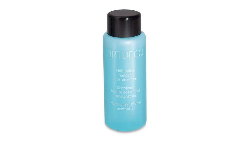 ARTDECO Nail Polish Remover acetone free