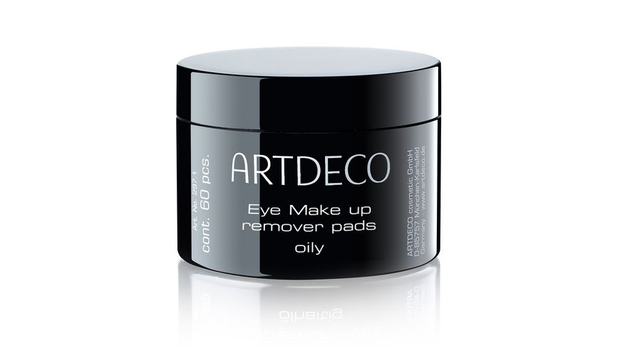 ARTDECO Eye Makeup Remover Pads oily