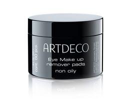 ARTDECO Eye Makeup Remover Pads non oily