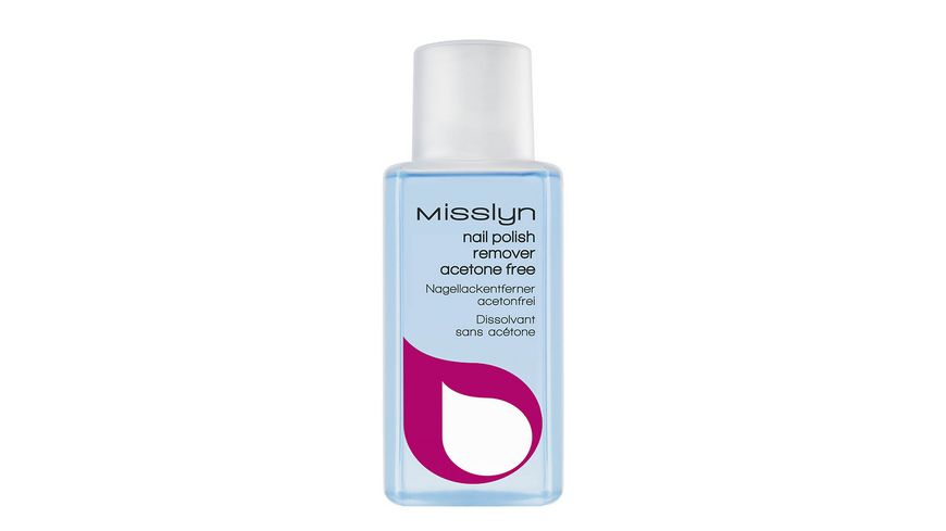 Misslyn Nail Polish Remover