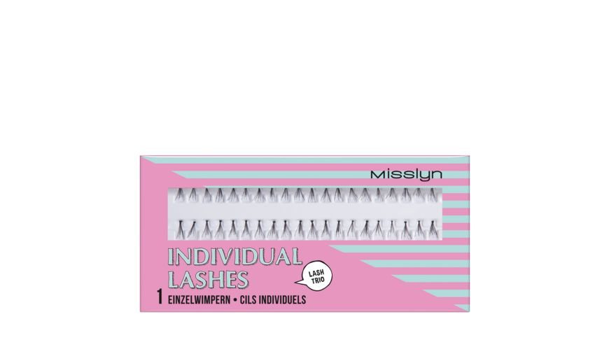 Misslyn Individual Lashes