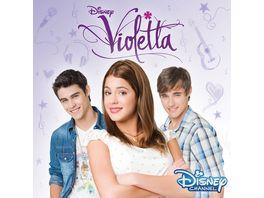 Violetta Soundtrack Z TV Serie Staffel 1 Vol 1