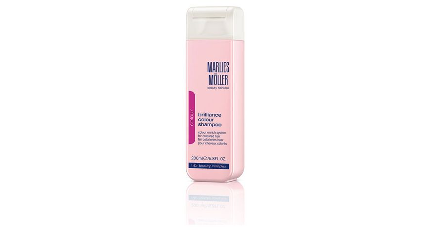 MARLIES MOeLLER COLOUR Brilliance Colour Shampoo