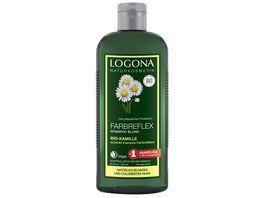 LOGONA Farbreflex Shampoo Blond Bio Kamille