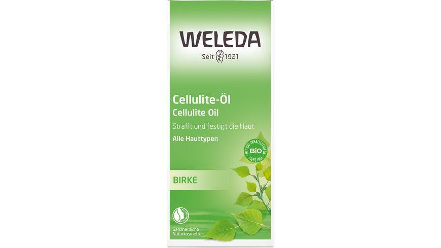 WELEDA Birken Cellulite Oel
