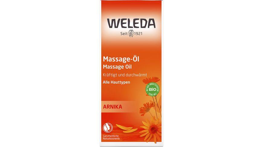 WELEDA Arnika Massageoel