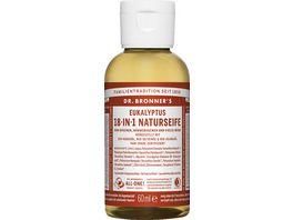 DR BRONNER S natuerliche Fair Trade Fluessigseife Eukalyptus