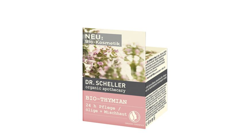 Dr Scheller Apothecary Bio Thymian 24 h Pflege