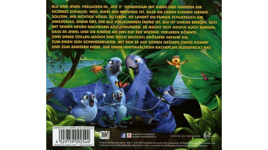 2 Original Hoerspiel z Kinofilm Dschungelfieber