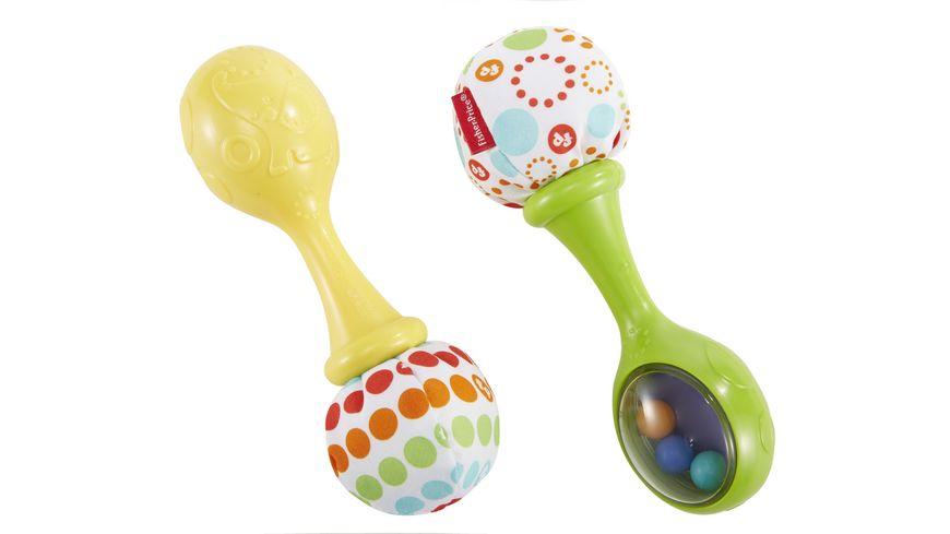 Fisher Price Babys Rumba Rasseln