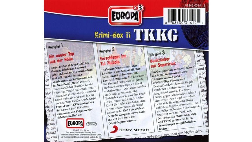 TKKG Krimi Box 11