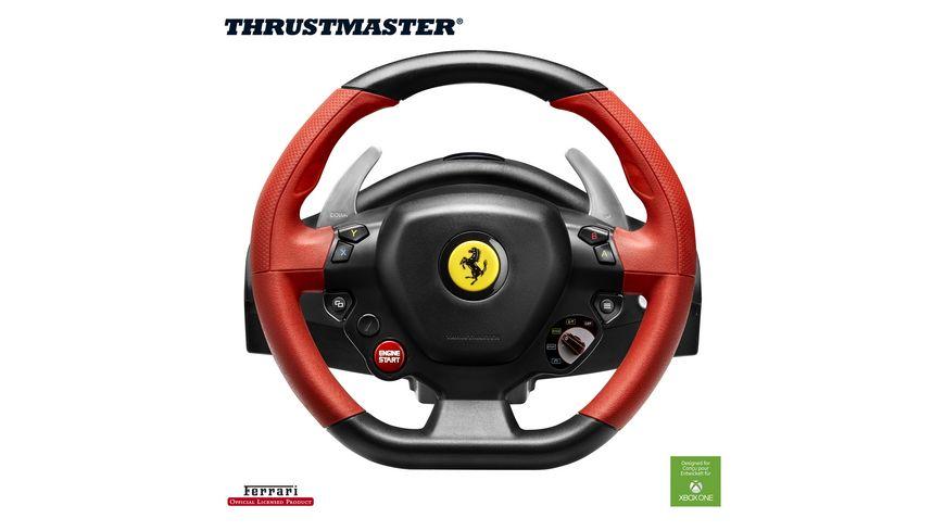 Lenkrad Ferrari 458 Spider