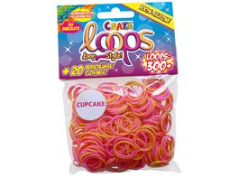 CRAZE Loops Refillpack 300 Effect sortiert
