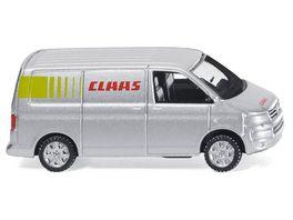 WIKING 092702 VW T5 GP Kastenwagen Claas N Spur
