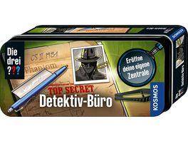 KOSMOS Die Drei Detektiv Buero