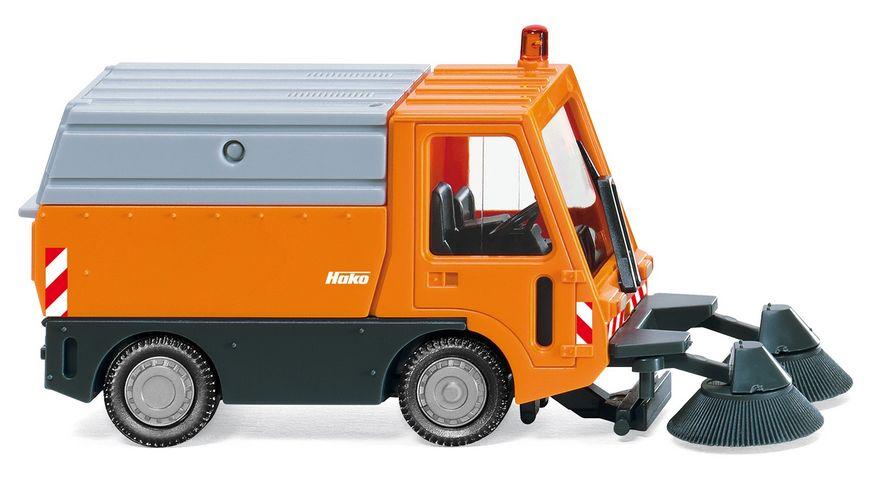 WIKING 065704 Kehrmaschine Hako Citymaster 1750 kommunalorange