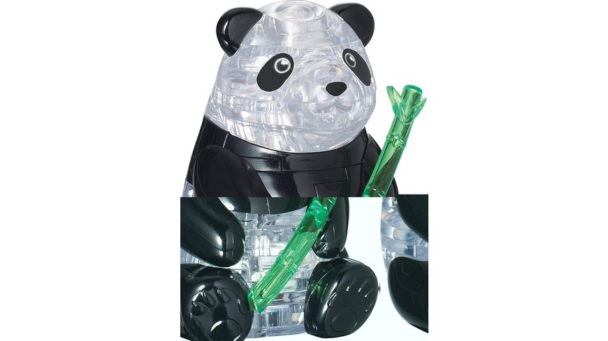 Jeruel Industrial 3D Crystal Puzzle Panda