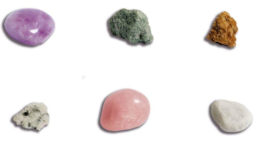 Clementoni Galileo Ausgrabungs Set Steine Mineralien