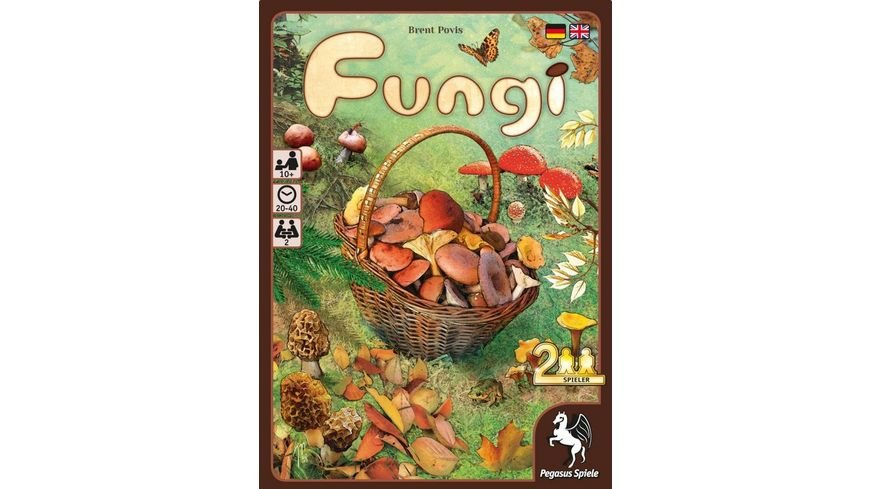 Pegasus - Fungi