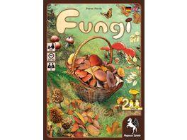 Pegasus Fungi