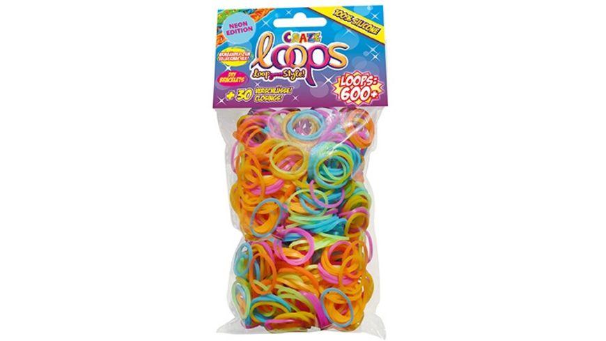 CRAZE Loops Refill Pack 600 Mix