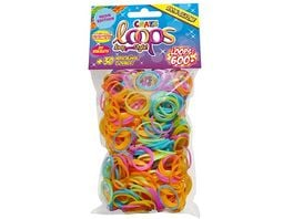 CRAZE Loops Refill Pack 600 Mix