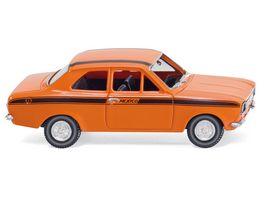 Wiking Ford Escort Mexico orange