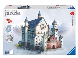 Ravensburger Puzzle 3D Puzzle Schloss Neuschwanstein 216 Teile