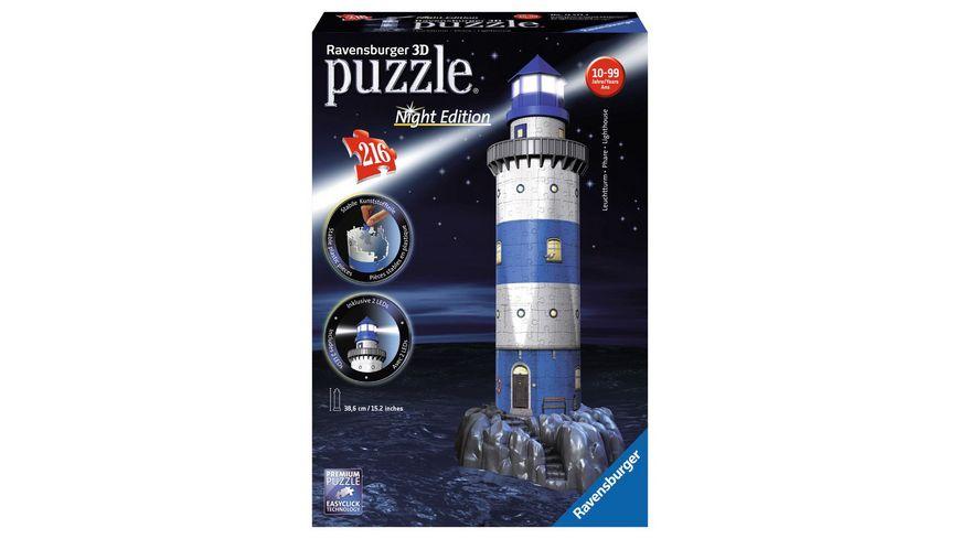 216 Teile Eiffelturm Ravensburger Puzzle 3D Vision Puzzle