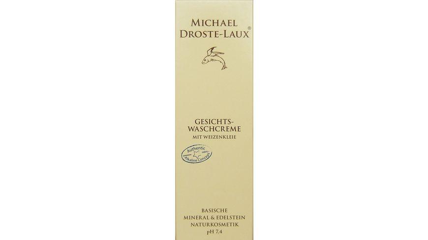 MICHAEL DROSTE LAUX Gesichtswaschcreme