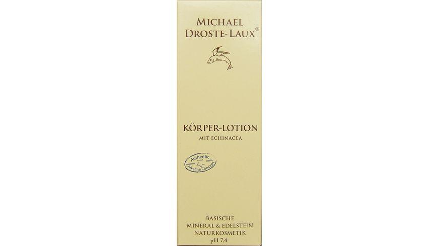 MICHAEL DROSTE LAUX Koerperlotion