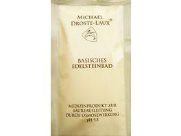 MICHAEL DROSTE LAUX basisches Edelsteinbad 60 g