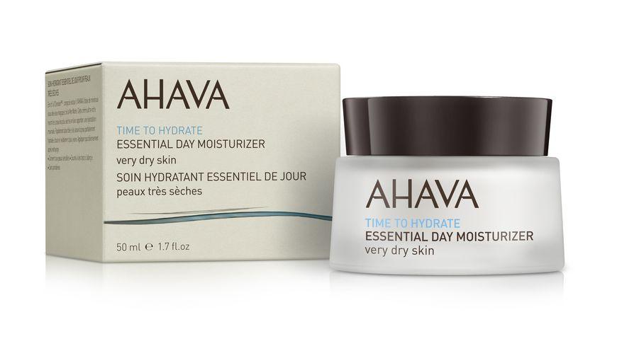AHAVA Essential Day Moisturizer sehr trockene Haut