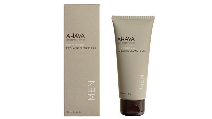 AHAVA Exfoliating Cleansing Gel