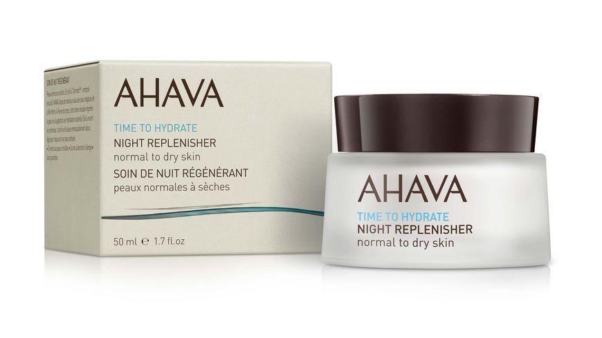AHAVA Night Replenisher normale trockene Haut