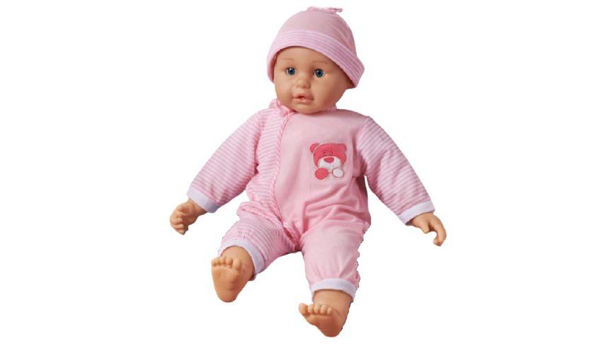 Müller - Toy Place - Puppe Baby braucht Deine Zuneigung!