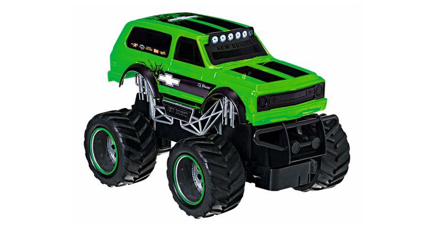 New Bright R C Trucks 1 24 1 Stueck sortiert