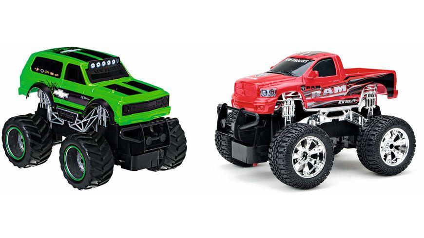 New Bright - R/C Trucks 1:24, 1 Stück, sortiert