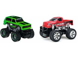 New Bright R C Trucks 1 24 1 Stueck sortiert
