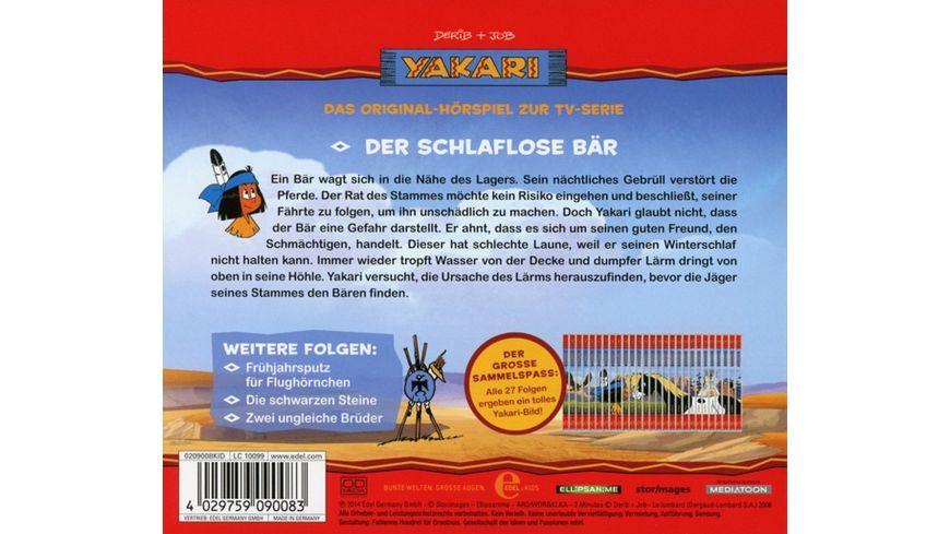 22 Original HSP z TV Serie Der Schlaflose Baer