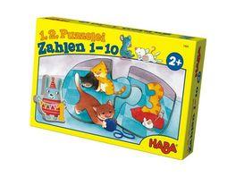 HABA 1 2 Puzzelei Zahlen 1 10