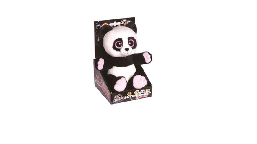 Bauer Blickfaenger Panda 20cm Glitzer in Box