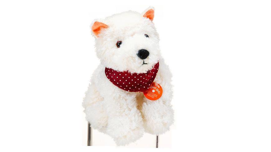 Teddy Hermann Westhighland Terrier 18 cm