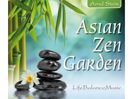 Asian Zen Garden Life Balance Music