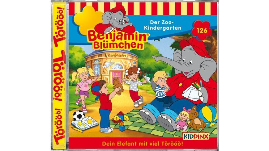 Folge 126 und der Zoo Kindergarten